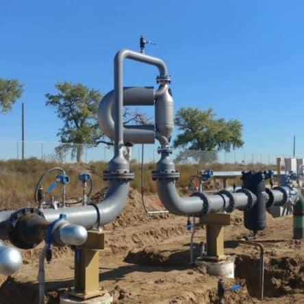 Pipeline Metering Support